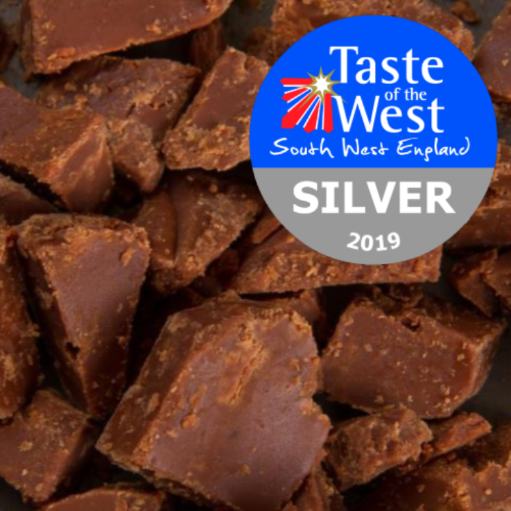 Chocolate Orange wins Silver at the Taste of the West