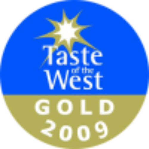 Taste of the West Gold 2009 - Roly's Fudge - Lemon Meringue, Vanilla Clotted Cream