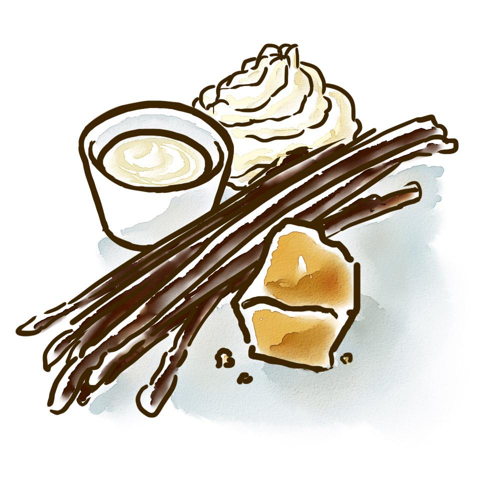 Roly's Vanilla Clotted Cream Fudge