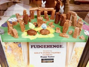 Fudgehenge