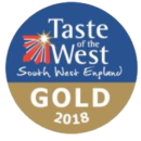 Taste of the West Gold 2018 - Christmas Pudding, Dairy-Free Salted Maple & Pecan, Chocolate, Lemon Meringue, and Salted Caramel Sauce - Roly's Fudge