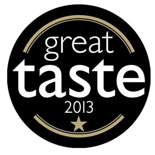 Great Taste 2013 for Vanilla Clotted Cream; Sea Salt; Peanut Butter; Lemon Meringue - Roly's Fudge