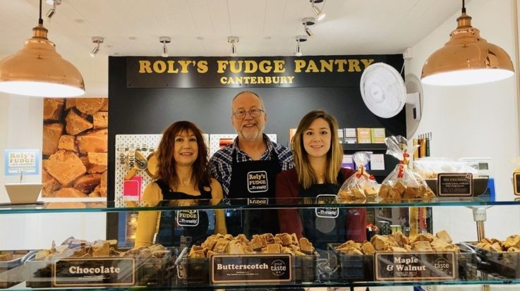 Roly's Fudge Canterbury