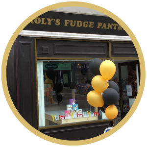 Roly's Fudge Sidmouth