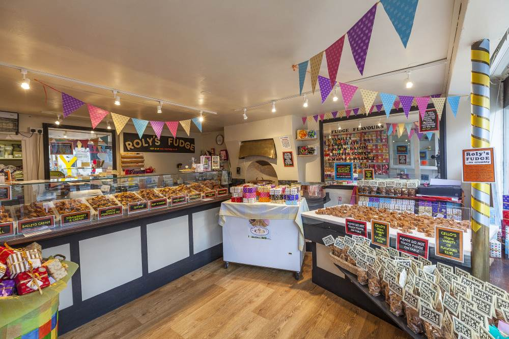 Roly's Fudge Pantry Totnes