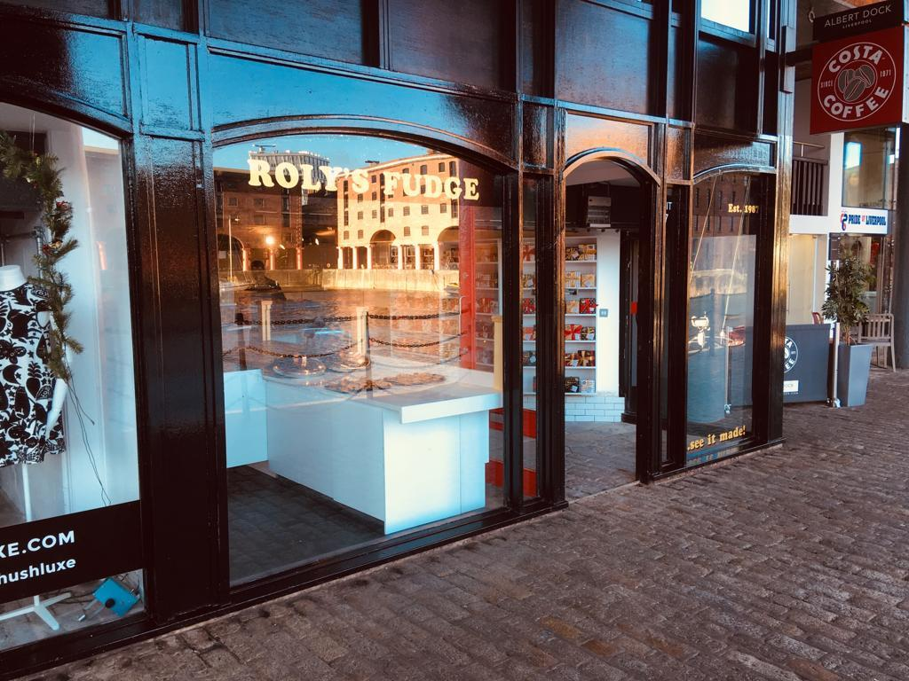 Roly's Fudge Liverpool
