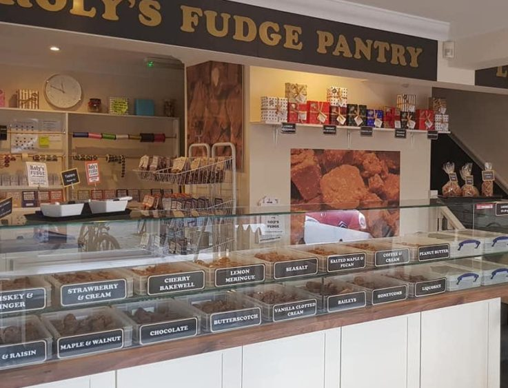 Rolys Fudge Lymington