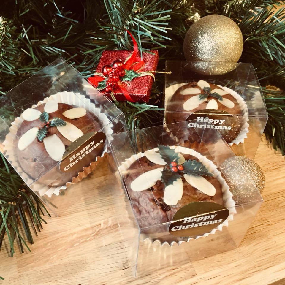 Salisbury Christmas Pudding