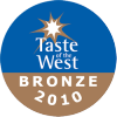 Taste of the West - Roly's Fudge - Bronze 2010 - Christmas Pudding