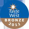 Taste of the West - Bronze 2011 - Raspberry Pavlova - Roly's Fudge