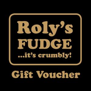 Roly's Fudge Voucher